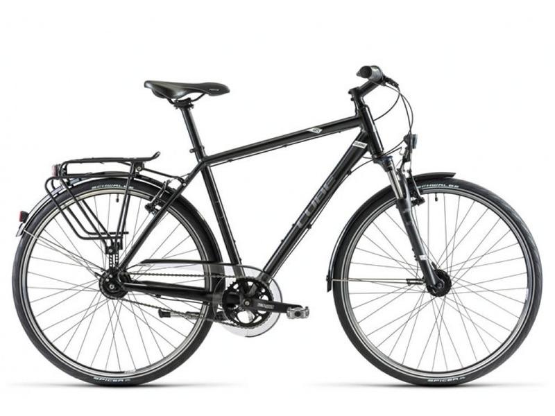 Велосипед Cube Touring City 2014
