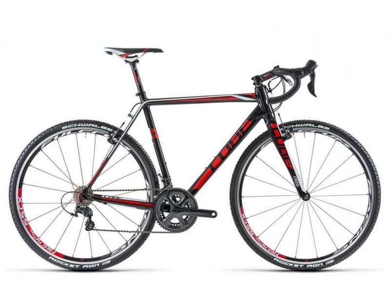 Купить Велосипед Cube Cross Race Pro (2014)