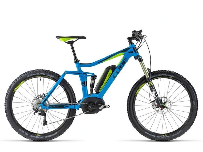 Купить Велосипед Cube Stereo 140 Hybrid SL 27.5 (2014) в интернет магазине. Цены, фото, описания, характеристики, отзывы, обзоры