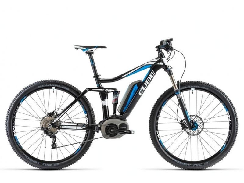 Велосипед Cube Stereo 120 Hybrid 2014