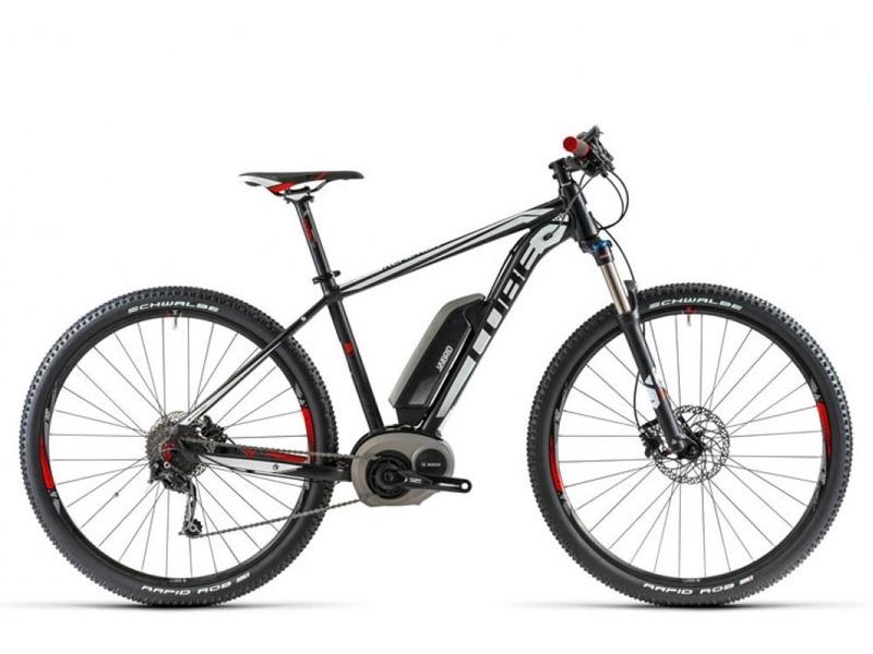 Купить Велосипед Cube Reaction Hybrid Pro (2014)
