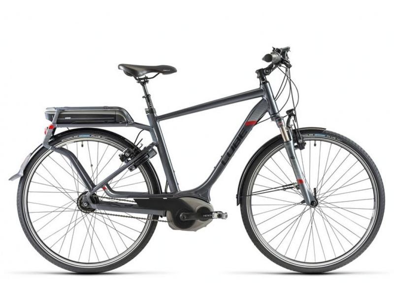 Купить Велосипед Cube Travel Hybrid Pro (2014)