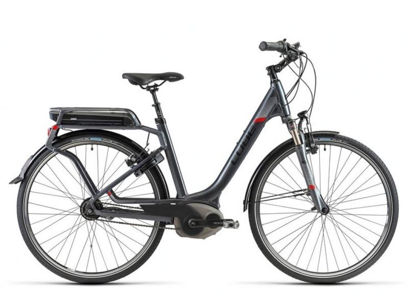 Купить Велосипед Cube Travel Hybrid Pro RT (2014)