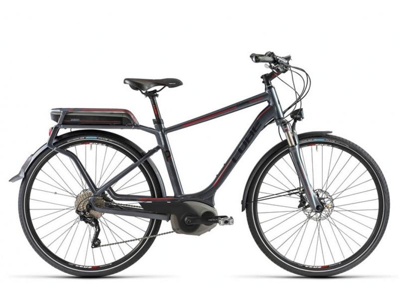 Купить Велосипед Cube Touring Hybrid Pro (2014)