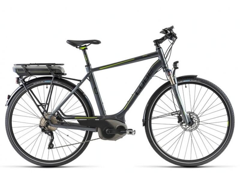 Купить Велосипед Cube Touring Hybrid (2014) в интернет магазине. Цены, фото, описания, характеристики, отзывы, обзоры