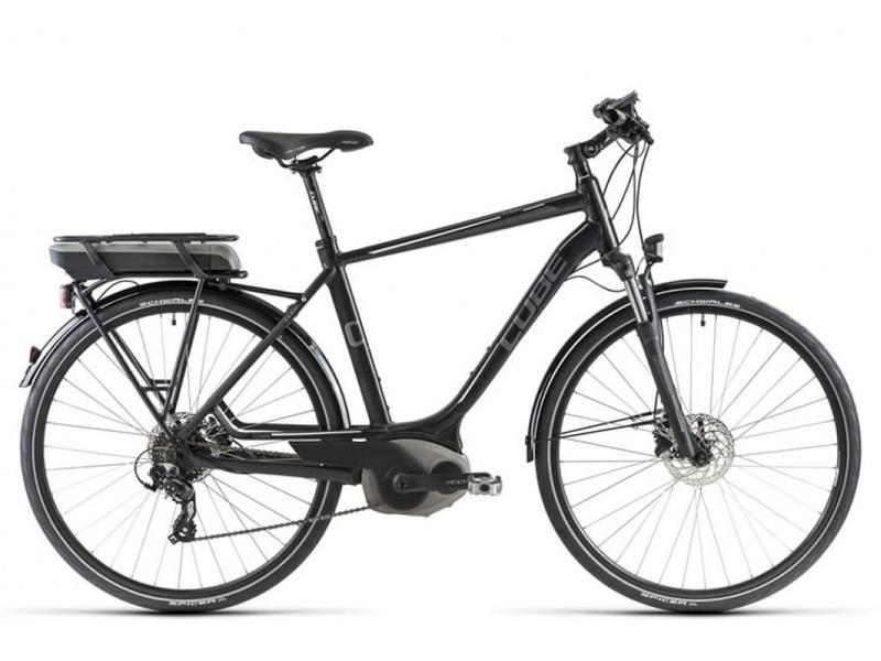 Купить Велосипед Cube Town Hybrid (2014) в интернет магазине. Цены, фото, описания, характеристики, отзывы, обзоры