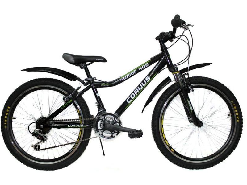 Купить Велосипед Corvus Unior 409 (2013) в интернет магазине. Цены, фото, описания, характеристики, отзывы, обзоры
