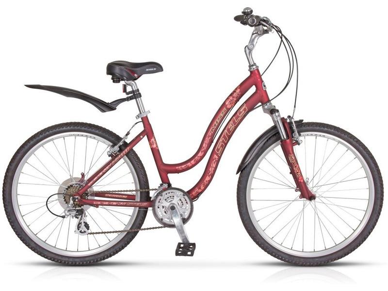 Купить Велосипед Stels Miss 7700 (2014) в интернет магазине. Цены, фото, описания, характеристики, отзывы, обзоры