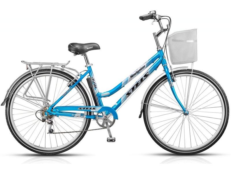 Купить Велосипед Stels Navigator 370 Lady (2014) в интернет магазине. Цены, фото, описания, характеристики, отзывы, обзоры