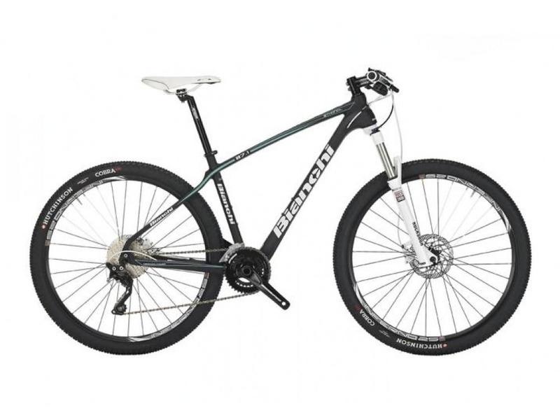 Купить Велосипед Bianchi Ethanol 27.1 (2014) в интернет магазине. Цены, фото, описания, характеристики, отзывы, обзоры