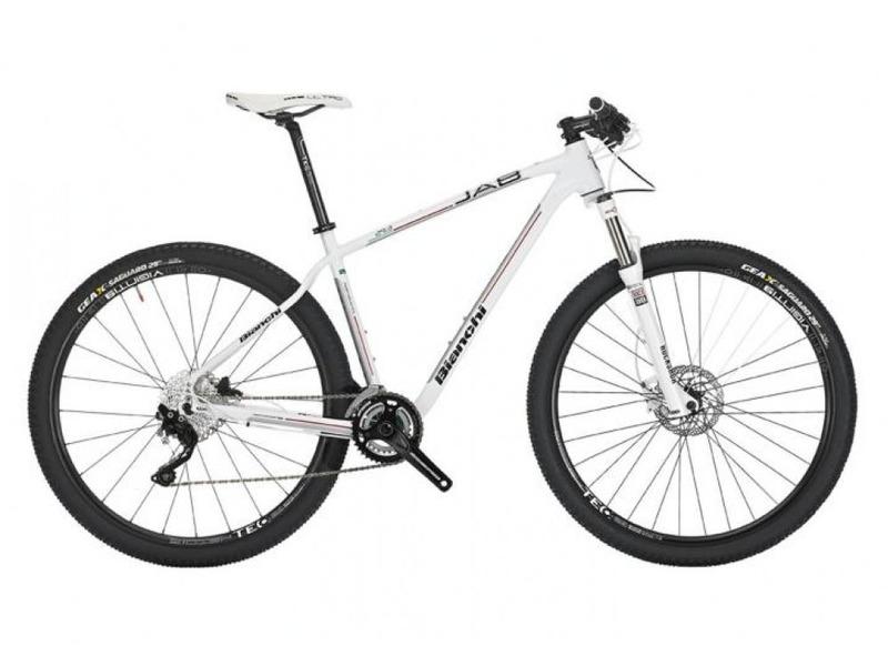 Купить Велосипед Bianchi Jab 29.2 (2014) в интернет магазине. Цены, фото, описания, характеристики, отзывы, обзоры