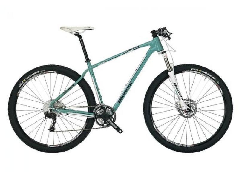 Купить Велосипед Bianchi Jab 29.4 (2014) в интернет магазине. Цены, фото, описания, характеристики, отзывы, обзоры
