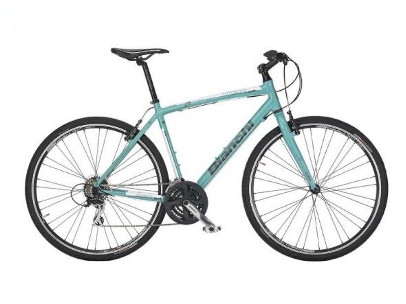 Купить Велосипед Bianchi Camaleonte Sport 1 (2014) в интернет магазине. Цены, фото, описания, характеристики, отзывы, обзоры