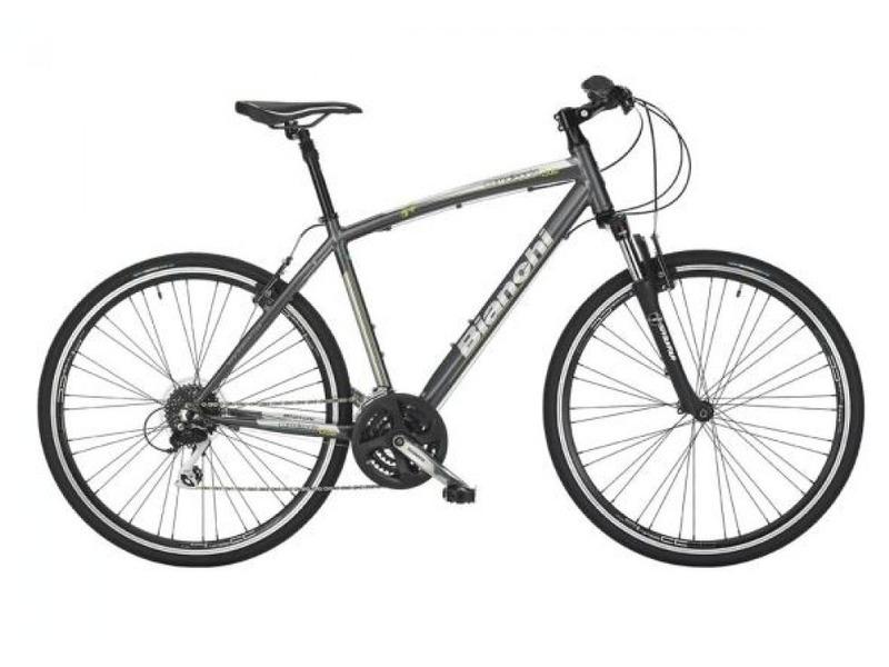 Купить Велосипед Bianchi Camaleonte Cross Alivio (2014) в интернет магазине. Цены, фото, описания, характеристики, отзывы, обзоры