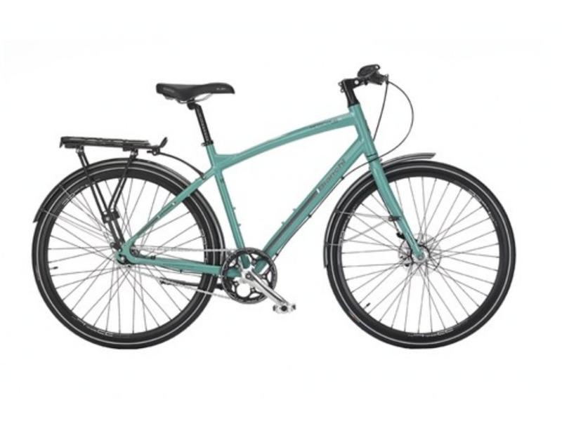 Купить Велосипед Bianchi Metropoli (2014) в интернет магазине. Цены, фото, описания, характеристики, отзывы, обзоры