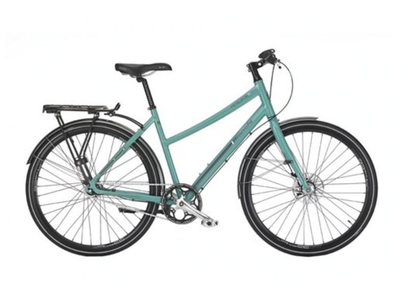 Велосипед Bianchi Metropoli Lady 2014
