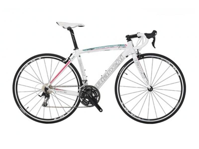 Купить Велосипед Bianchi Via Nirone 7 Dama Bianca 105 (2014) в интернет магазине. Цены, фото, описания, характеристики, отзывы, обзоры