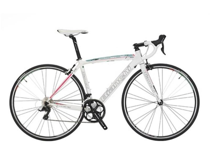 Купить Велосипед Bianchi Via Nirone 7 Dama Bianca Sora (2014) в интернет магазине. Цены, фото, описания, характеристики, отзывы, обзоры