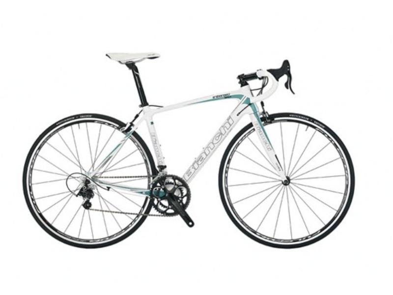 Купить Велосипед Bianchi Intenso Dama Bianca Veloce (2014) в интернет магазине. Цены, фото, описания, характеристики, отзывы, обзоры