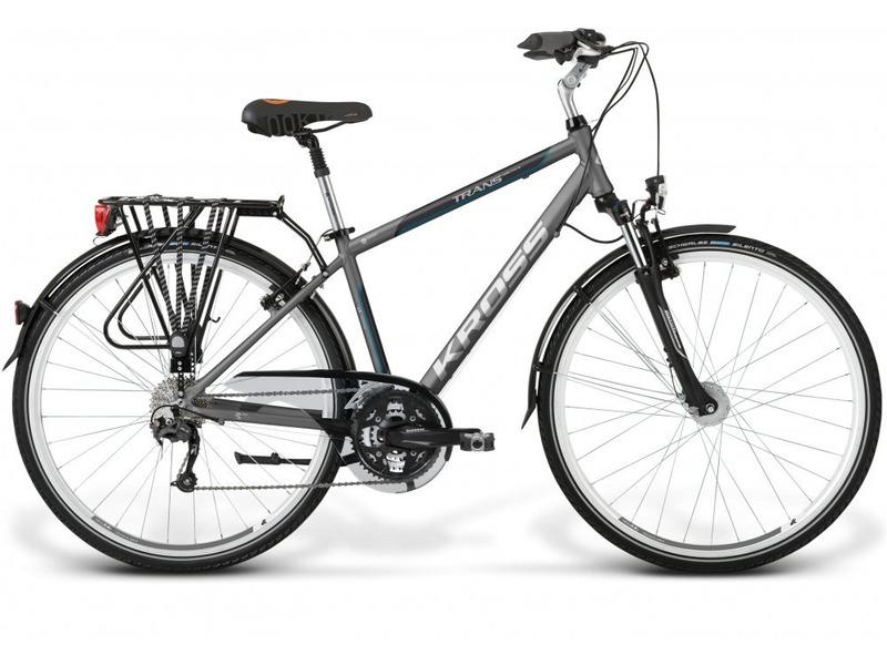 Купить Велосипед Kross Trans Arctica (2014) в интернет магазине. Цены, фото, описания, характеристики, отзывы, обзоры