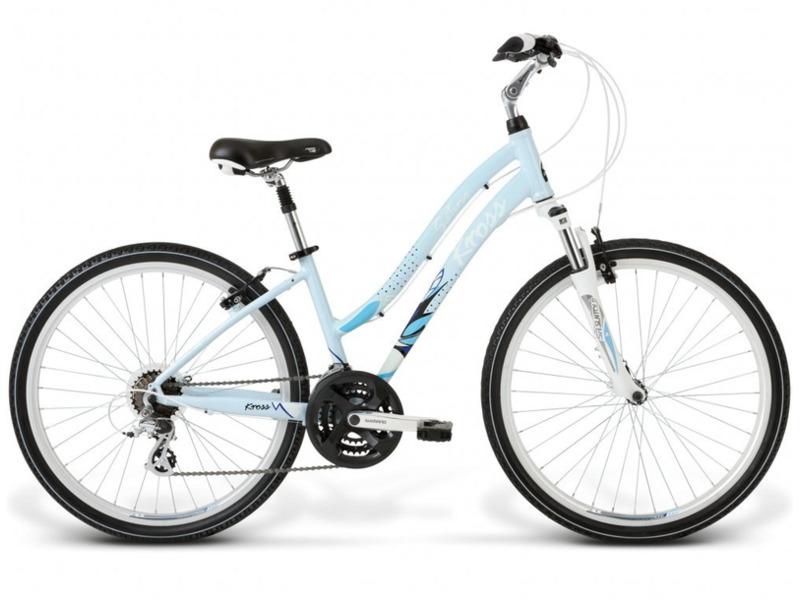 Купить Велосипед Kross Satine (2014) в интернет магазине. Цены, фото, описания, характеристики, отзывы, обзоры