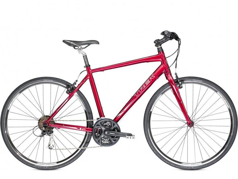 Купить Велосипед Trek 7.3 FX (2014)