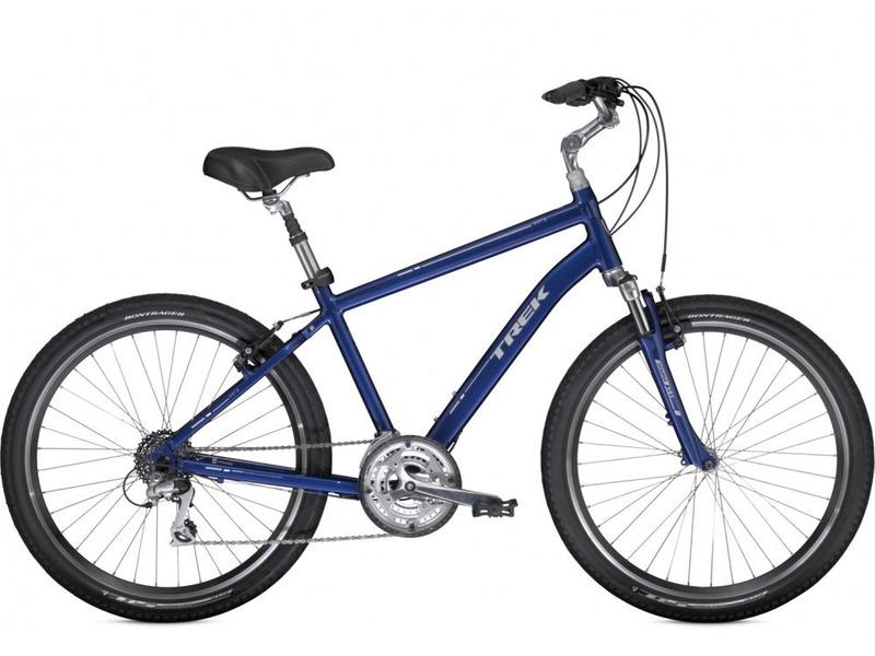 Велосипед Trek Shift 3 2014