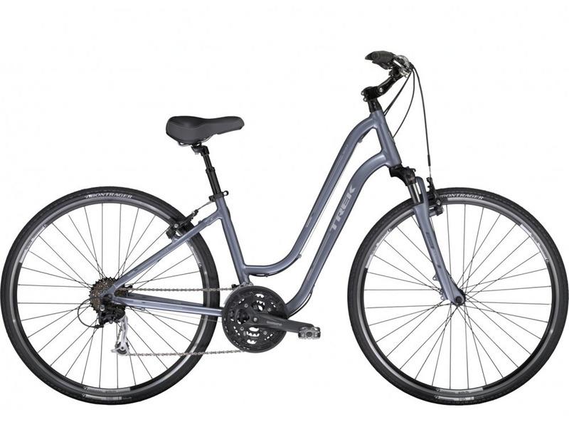 Велосипед Trek Verve 4 WSD 2014
