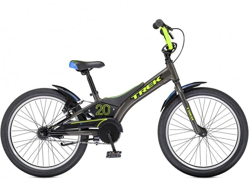 Купить Велосипед Trek Jet 20 (2014)