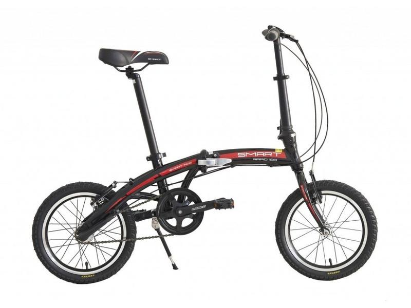 Купить Велосипед Smart Rapid 100 (2014) в интернет магазине. Цены, фото, описания, характеристики, отзывы, обзоры