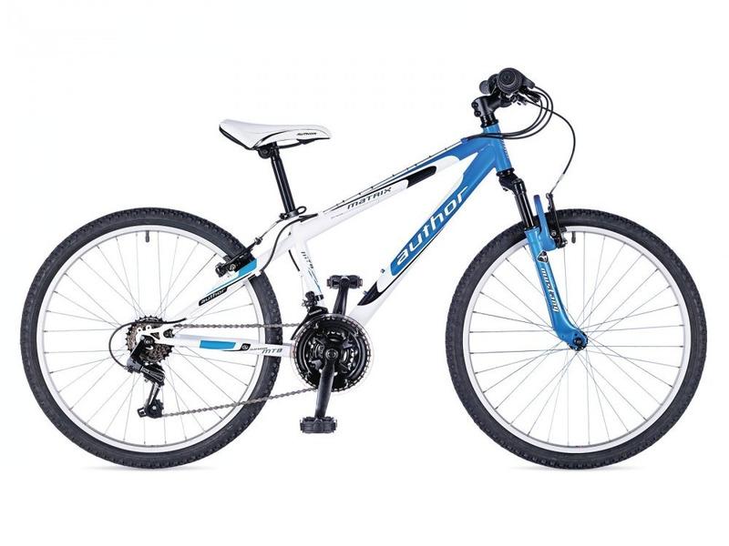 Велосипед Author Matrix 2014