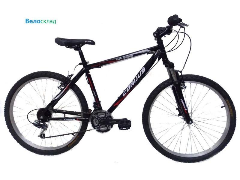 Купить Велосипед Corvus GW-10B218 (2013) в интернет магазине. Цены, фото, описания, характеристики, отзывы, обзоры