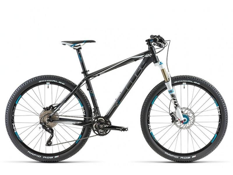 Купить Велосипед Cube LTD SL 27.5 (2014)