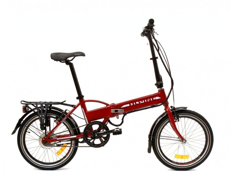 Велосипед Alpine Bike E-Bike 850 (2014)  - купить со скидкой