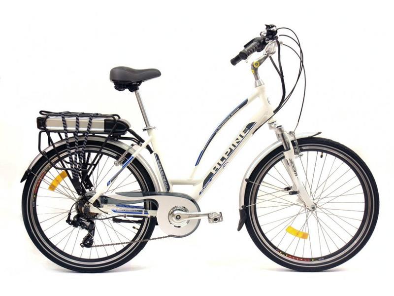 Купить Велосипед Alpine Bike E-Bike 900 (2014) в интернет магазине. Цены, фото, описания, характеристики, отзывы, обзоры