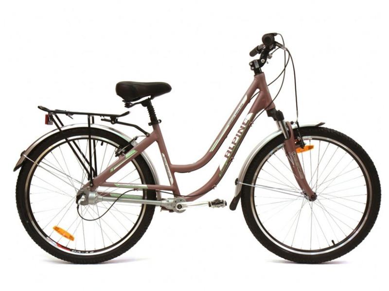 Купить Велосипед Alpine Bike Shaft Drive 30L (2014)