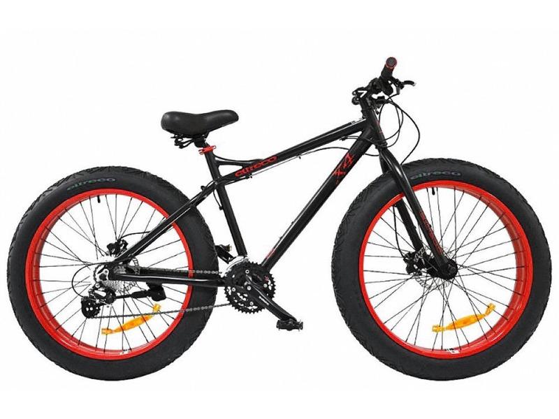 Купить Велосипед Eltreco X4 Red (2015)