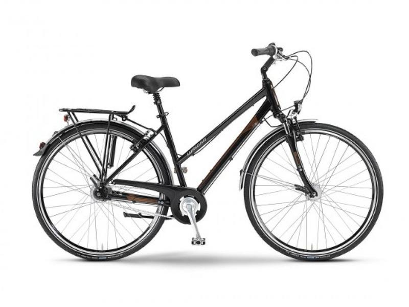 Купить Велосипед Winora Samana (2014) в интернет магазине. Цены, фото, описания, характеристики, отзывы, обзоры