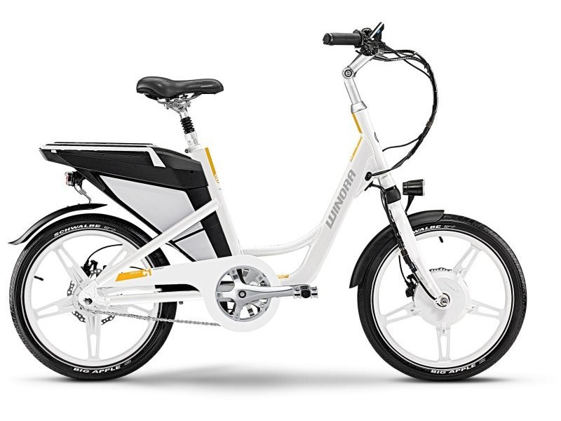 Велосипед Winora C1 AGT Compact 2014