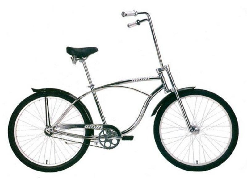 Купить Велосипед Atom Summer Fun (2005) в интернет магазине. Цены, фото, описания, характеристики, отзывы, обзоры
