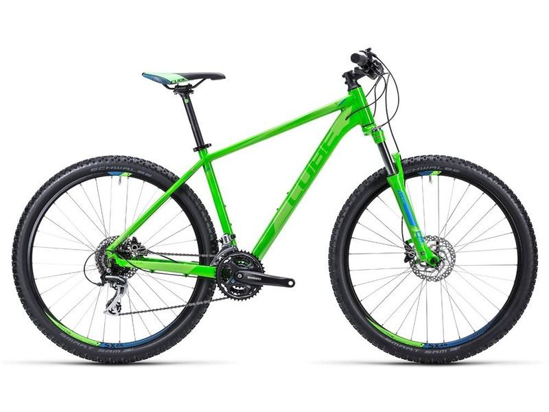 Купить Велосипед Cube Aim SL 27.5 (2015)