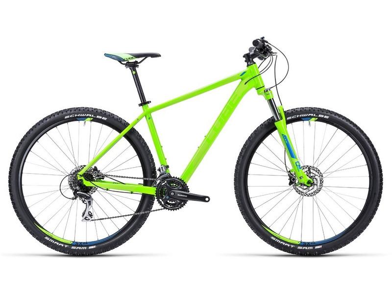 Купить Велосипед Cube Aim SL 29 (2015)