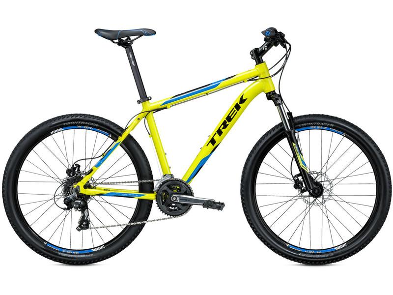 Купить Велосипед Trek 3700 Disc (2015) в интернет магазине. Цены, фото, описания, характеристики, отзывы, обзоры