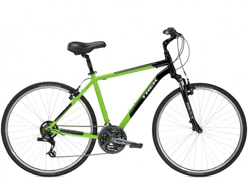 Купить Велосипед Trek Verve 2 (2015) в интернет магазине велосипедов. Выбрать велосипед. Цены, фото, отзывы
