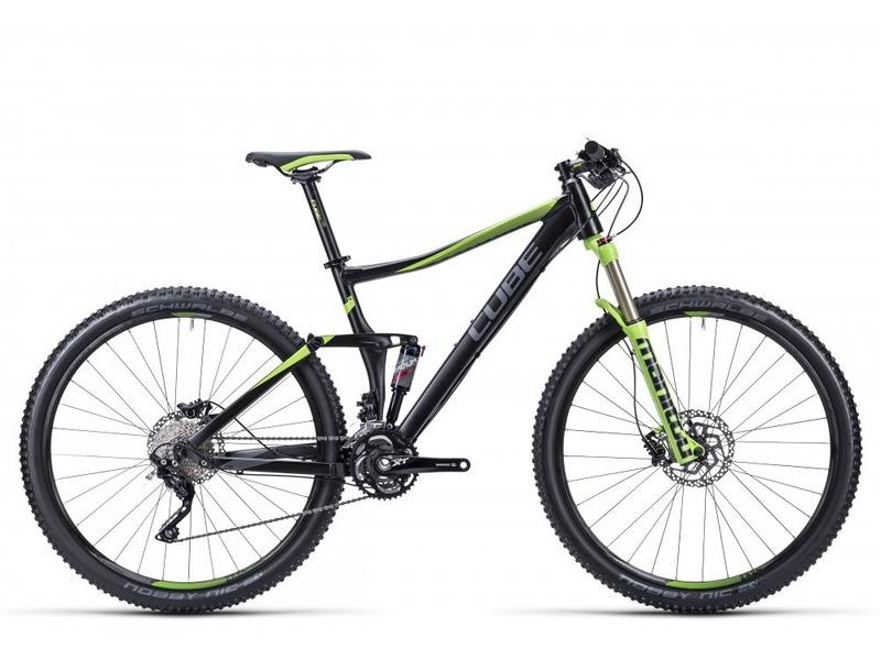 Купить Велосипед Cube Stereo 120 HPA 29 (2015)