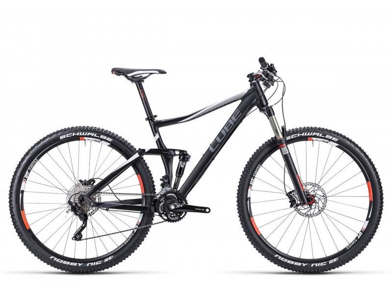Купить Велосипед Cube Stereo 120 HPA Pro 29 (2015)