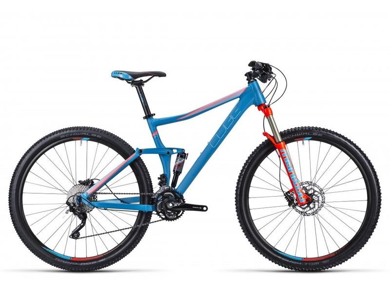 Купить Велосипед Cube Sting WLS 120 Pro 27.5 (2015)