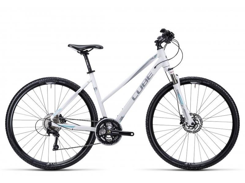 Купить Велосипед Cube Cross Lady (2015)