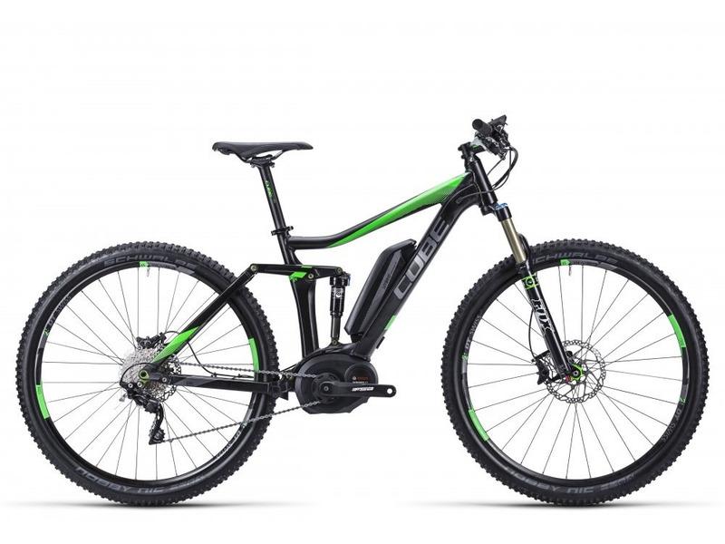 Купить Велосипед Cube Stereo Hybrid 120 HPA Race Nyon 29 (2015)