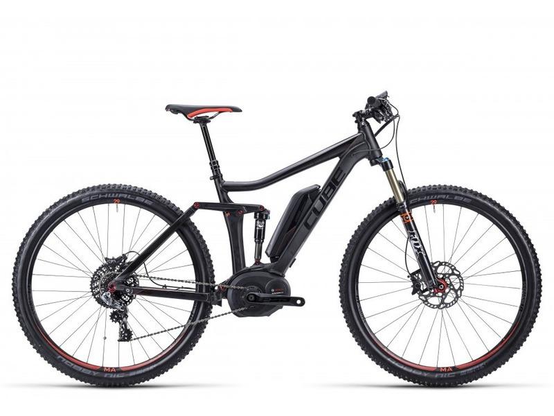 Велосипед Cube Stereo Hybrid 120 HPA SL 29 2015